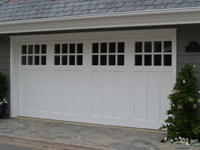 Craftsman Style Custom Garage Doors Designs And