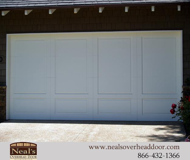 Craftsman Style Custom Garage Doors Designs And