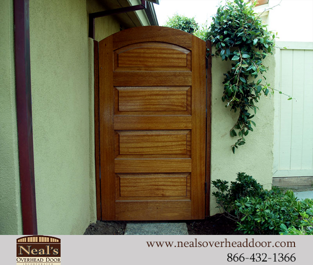 Neals Custom Wood Gates Designers And Installation