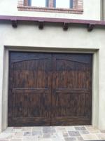 Reclaimed Vintage Wood Custom Garage Doors Designs And