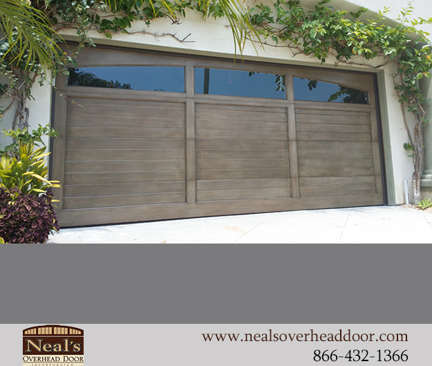 Reclaimed Vintage Wood Custom Garage Doors Designs And