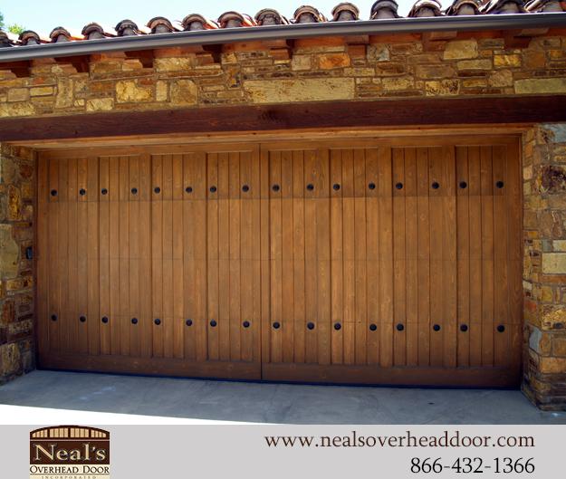 Garage door spanish style garage doors inspiring for Door in spanish