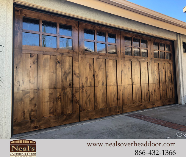 Tuscan Style Custom Garage Doors Designs And Installation